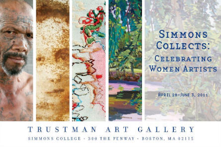 Image from Simmons Collects: Celebrating Women Artists