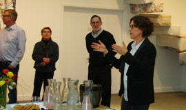 Trustman Gallery Presentation/Talk
